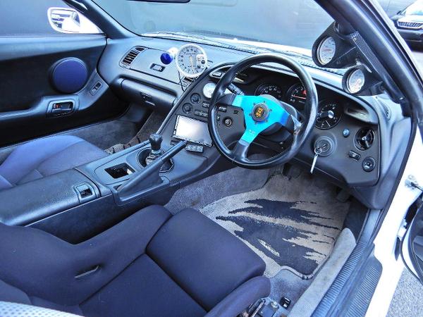 DRIVER DASHBOARD FOR JZA80 SUPRA INTERIOR