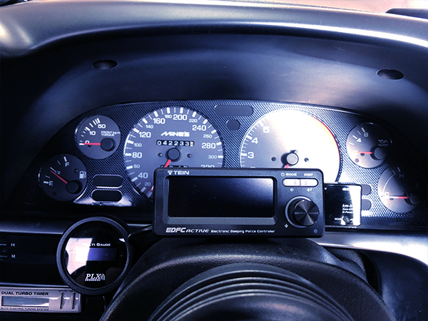 SPEED CLUSTER FOR R32 GT-R