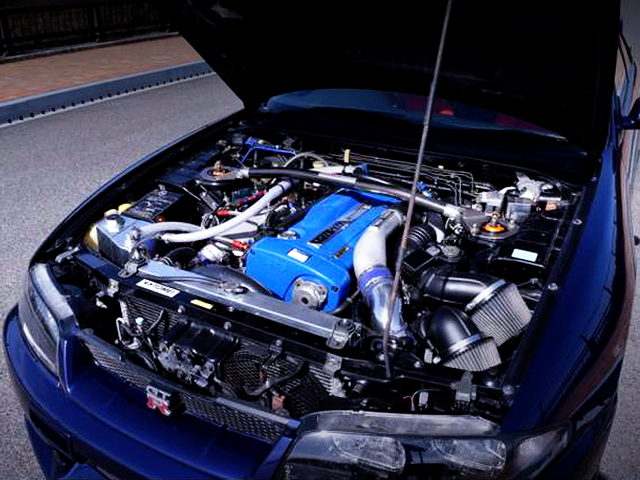 TOMEI POWERED RB26 2700cc ENGINE