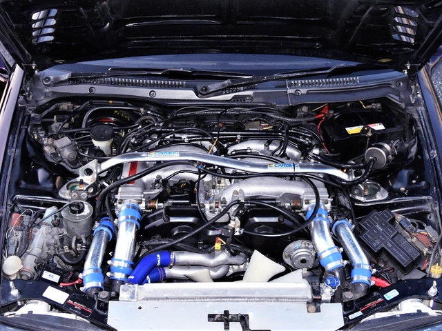 VG30DETT TWINTURBO ENGINE FOR Z32