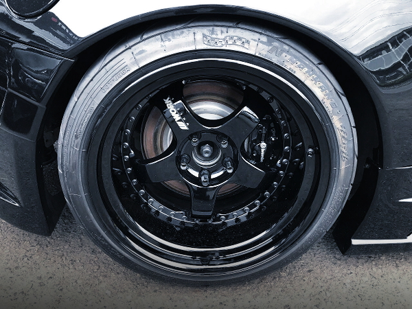 REAR WORK MEISTER S1 WHEEL