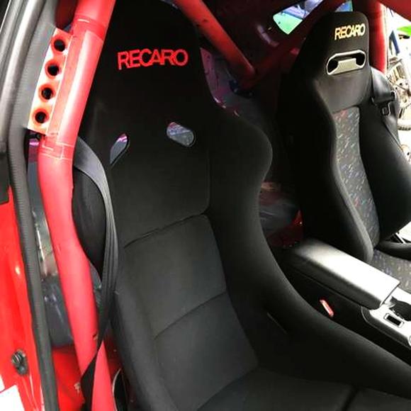 RECARO SEATS INSTALLED S15 SILVIA INTERIOR