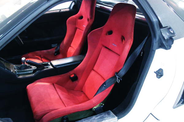 RECARO FULL BUCKET SEAT