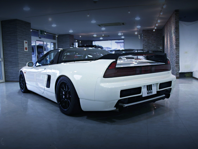 REAR EXTERIOR NA1 NSX TYPE-R