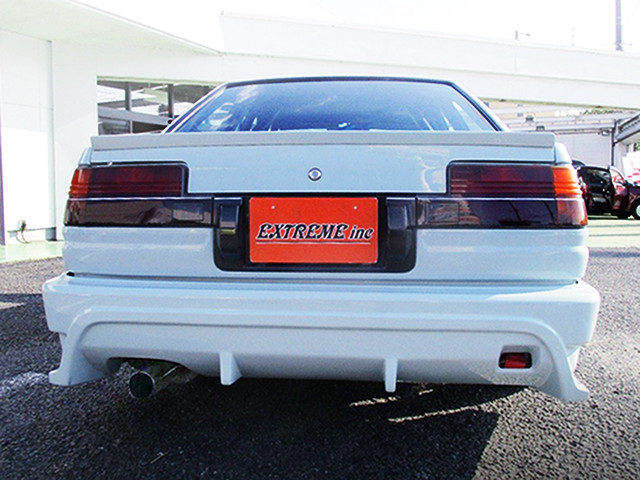 REAR EXTERIOR AE86 LEVIN