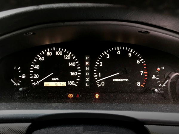 JZX100 SPEED CLUSTER FOR AT MODEL