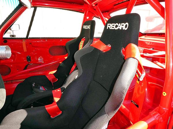 RECARO FULL BUCKET SEATS