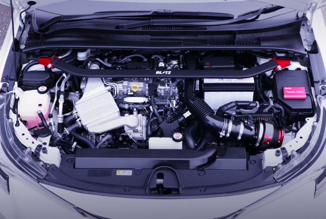 8NR-FTS 1200cc TURBO ENGINE