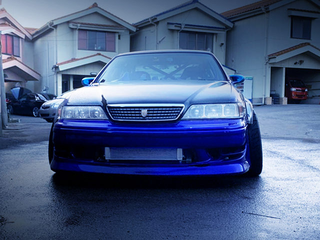 FRONT EXTERIOR JZX100 MARK2