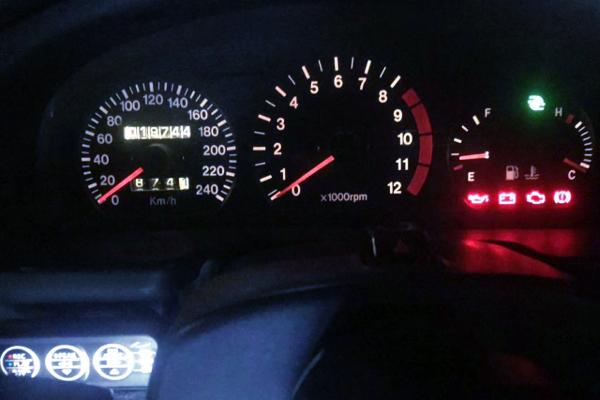 240km METER