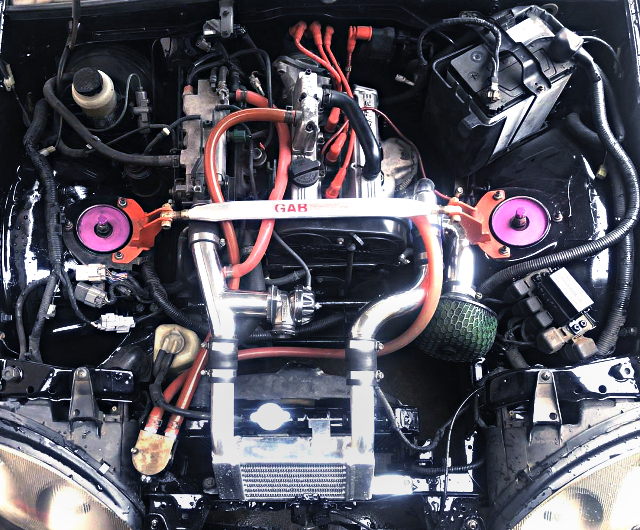 F6A TURBO ENGINE