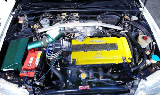 SPOON B16A VTEC ENGINE