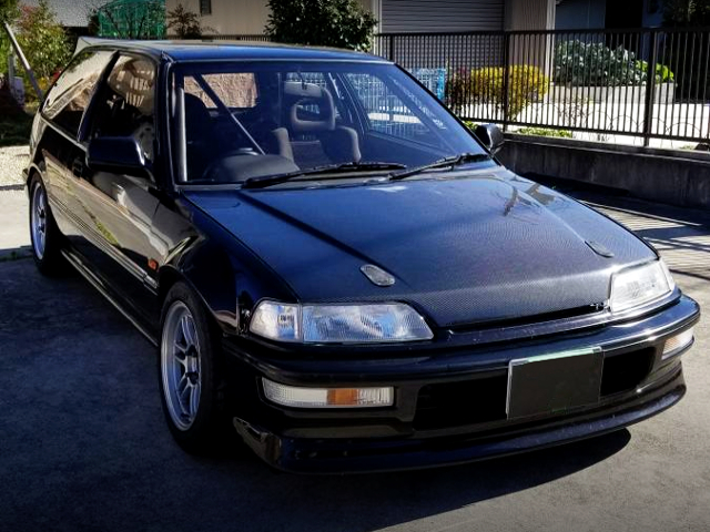 FRONT EXTERIOR EF9 CIVIC SIR2