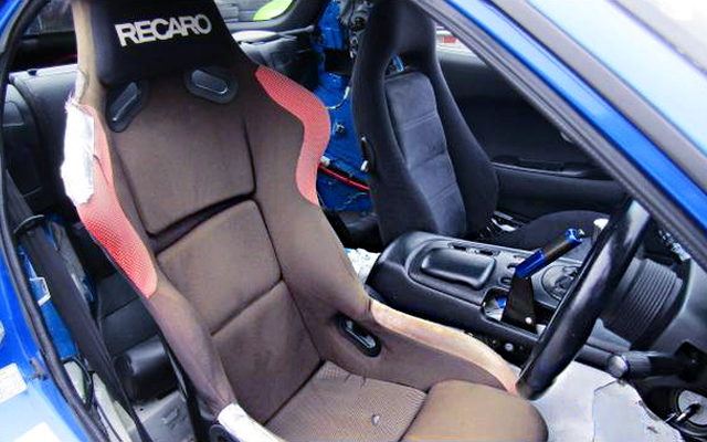 DRIVER TO RECARO FULL BUCKET SEAT