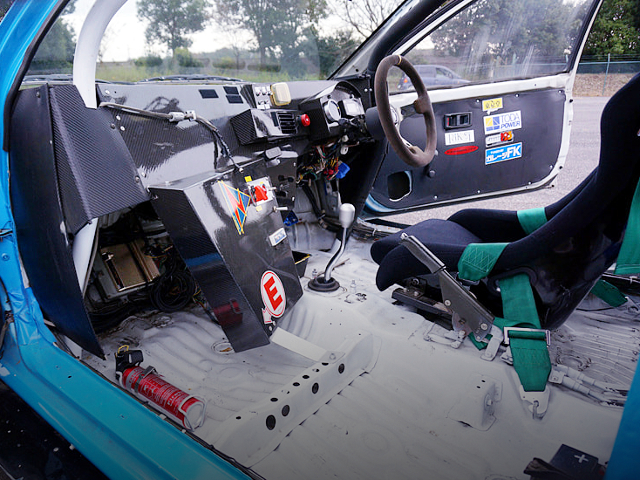 GA2 CITY RACE CAR INTERIOR