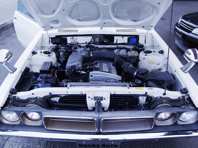 NATURALLY ASPIRATED TO RB20DE 2000cc ENGINE