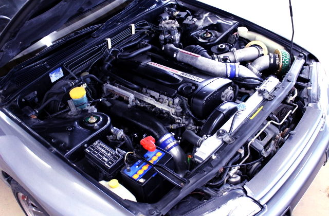 RB26DETT TWINTURBO ENGINE FOR R32 GT-R MOTOR
