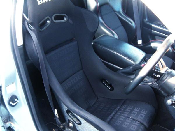 BRIDE FULLBUCKET SEAT FOR DRIVER