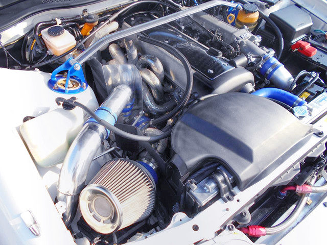 VVT-I 1JZ-GTE WITH HKS GT3037S SINGLE TURBO