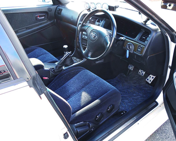 JZX100 MARK2 TOURER-V INTERIOR