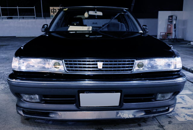 JZX81 MARK2 FRONT FACE