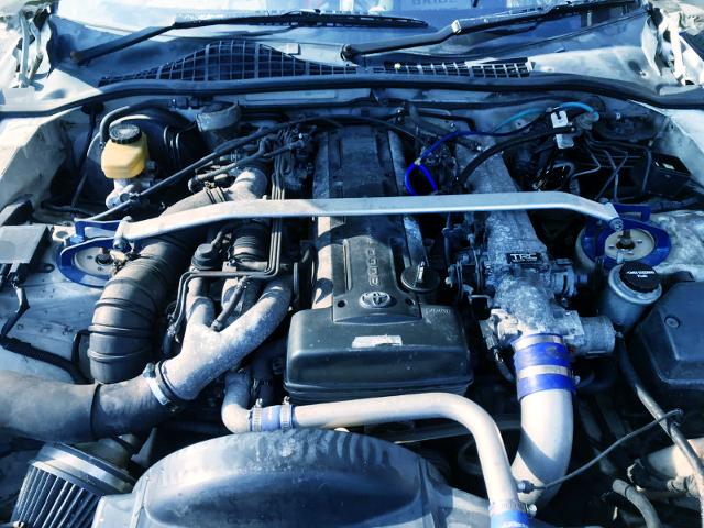 2JZ-GTE 3000cc TWINTURBO ENGINE TO NON-VVTi