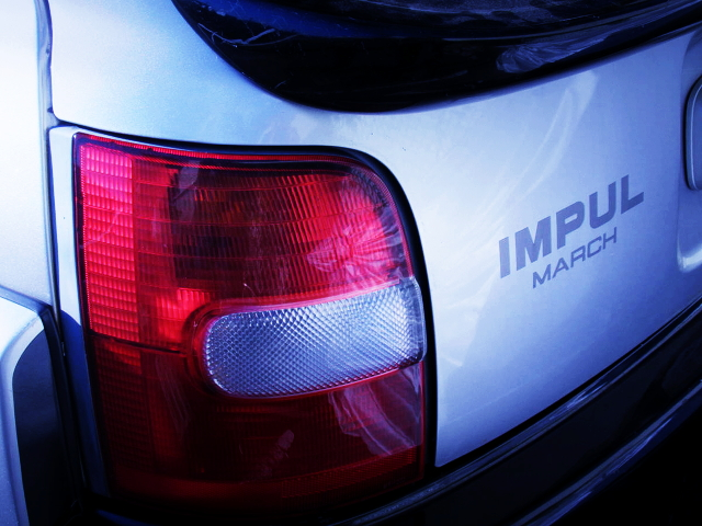IMPUL MARCH LOGO DECAL