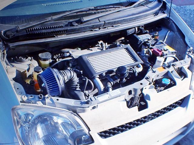 JB-DET TURBO ENGINE INLINE-FOUR