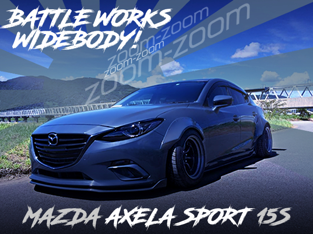 AXELA SPORT WORKS WIDEBODY