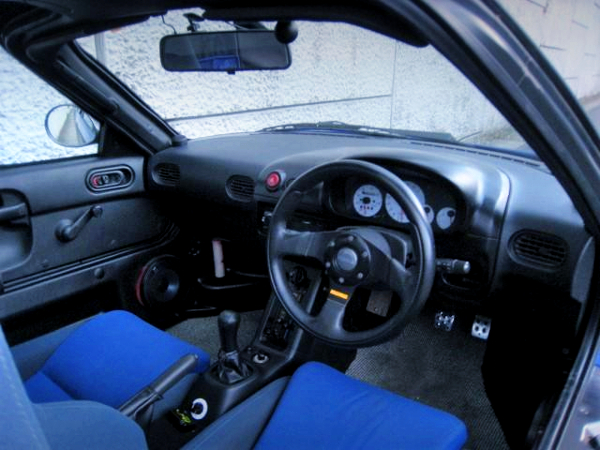 INTERIOR OF AZ1 MAZDASPEED VERSION