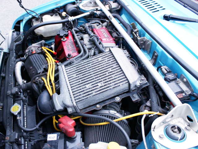 MA09ERT 930cc TWINCHARGER ENGINE