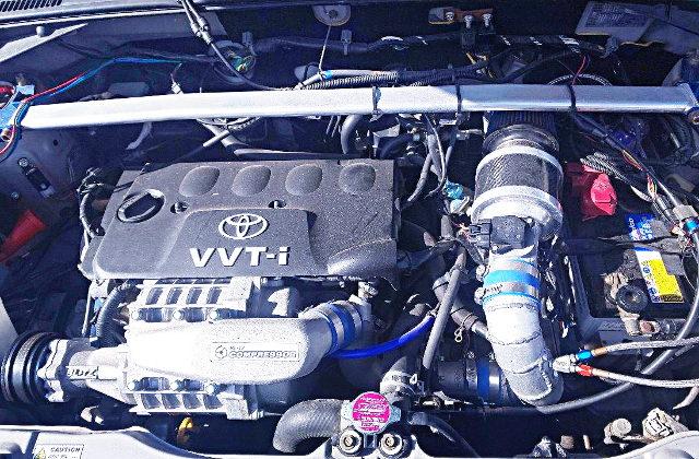 1NZ BLITZ SUPERCHARGER ENGINE