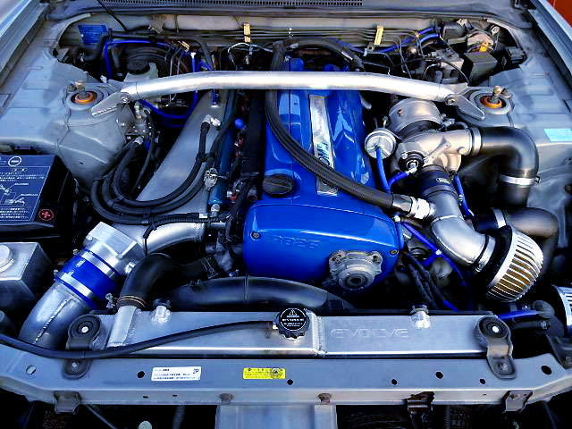 TOMEI POWERED RB26 2800cc ENGINE