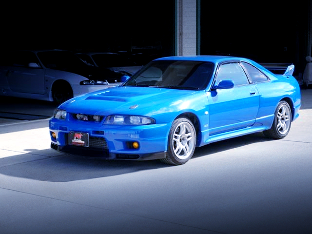 FRONT EXTERIOR R33 GT-R LM LIMITED
