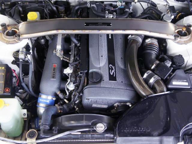 NISMO OMORI FACTORY S2 RB26DETT ENGINE