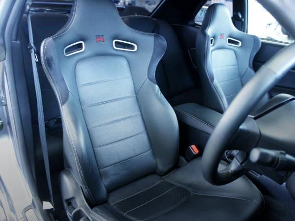 R34 GTR M-SPEC Nur SEATS