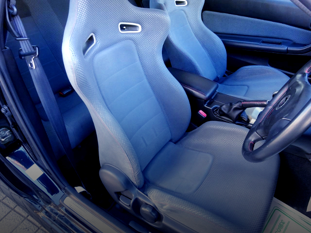 R34 GT-R SEATS