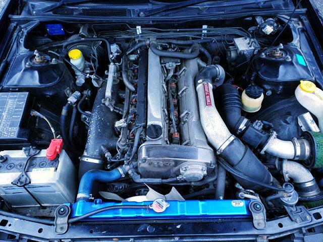 RB26DETT 2600cc TWINTURBO ENGINE