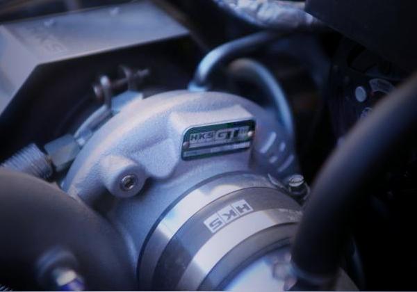 HKS GT3RS TURBINE