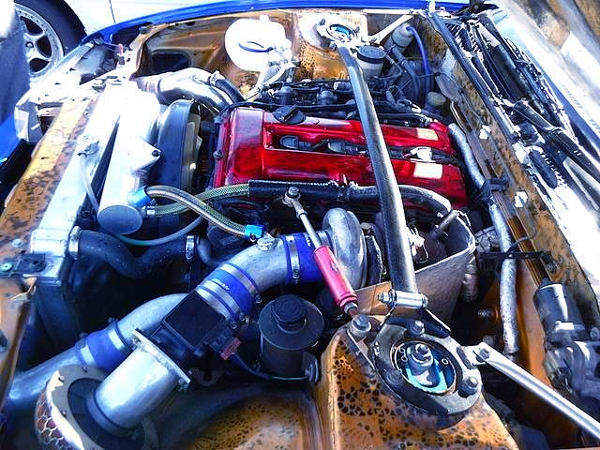 GREDDY TD06 TURBOCHARGED SR20DET
