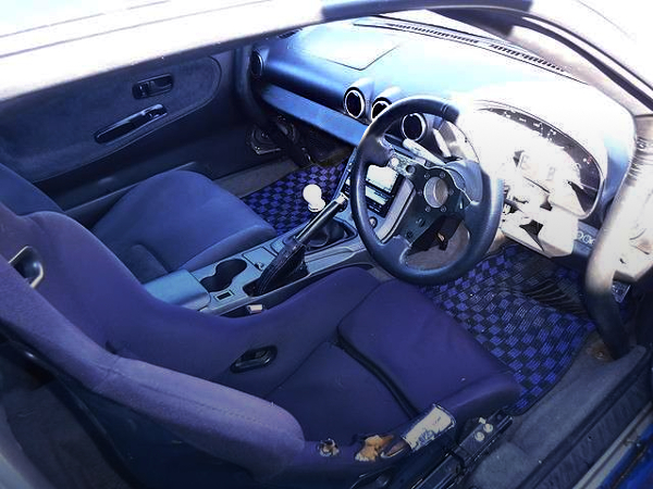 S15 DASHBOARD CONVERSION TO S13 SILVIA INTERIOR