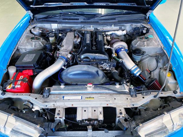 SR20DET TURBO ENGINE FOR S14 MOTOR