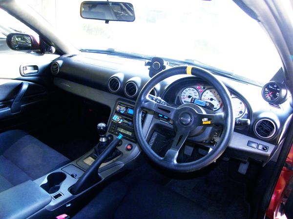 S15 SILVIA CUSTOM DASHBOARD
