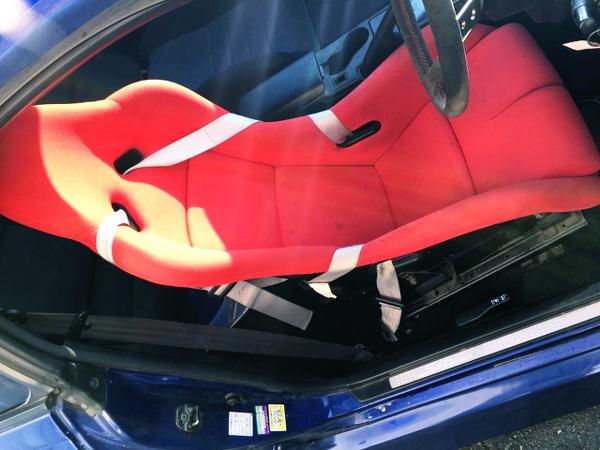 DRIVER FULL BUCKET SEAT