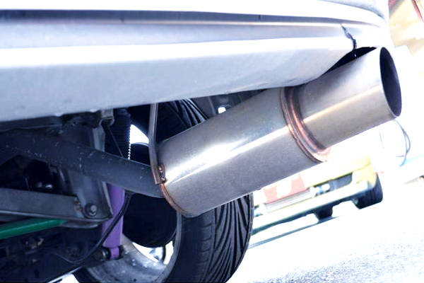 EXHAUST MUFFLER SETUP TO SUCCEED VAN