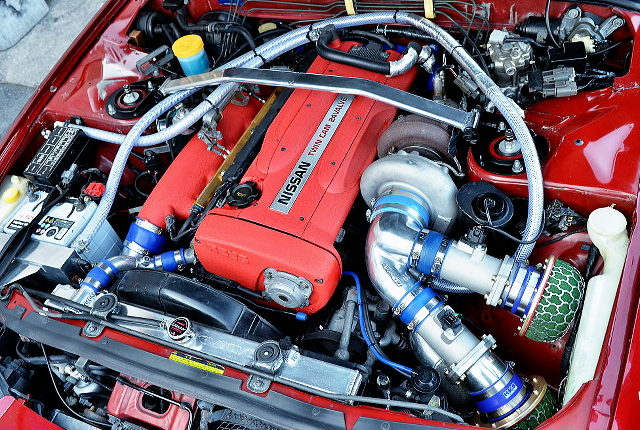 T78-33D SINGLE TURBOCHARGED RB26