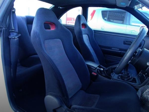 R33 GT-R SEATS