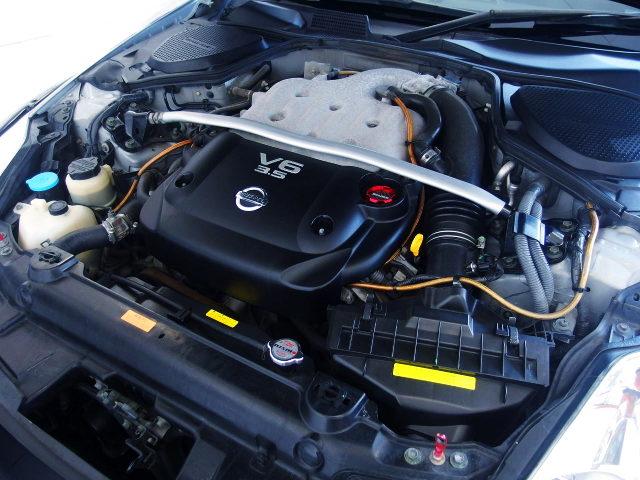 VQ35DE 3500cc ENGINE