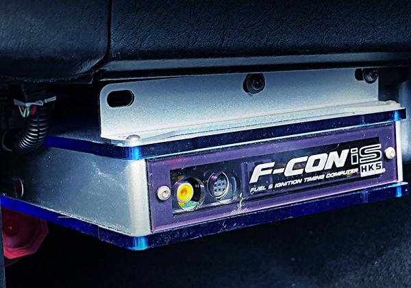 HKS F-CON iS SUB COMPUTER