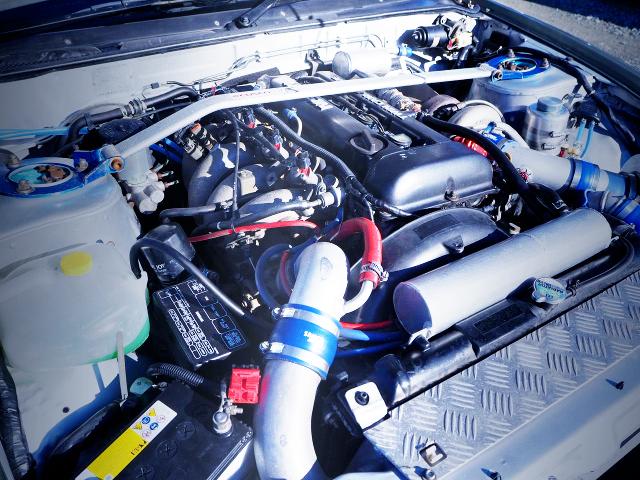 SR20DET TURBO ENGINE OF 180SX MOTOR